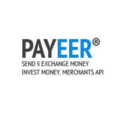 Crypto Wallets: Payeer