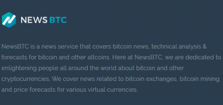 NewsBTC press review