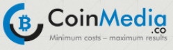 Cryptocoins Advertisers: Coinmedia