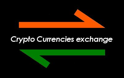Utilities: Crypto Currencies Exchange