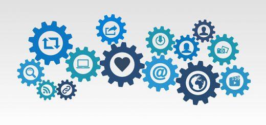 Referral link on social networks